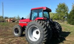 $52,000 1990 Case-IH 7140 Tractor