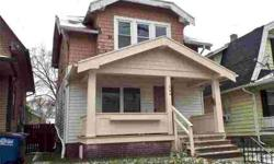 544 Carlton Street Toledo, Three BR, 2 story home - great