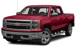 $54,850 2014 Chevrolet Silverado 1500 High Country