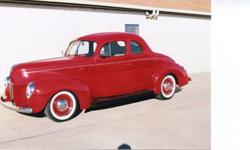 $54,900 1940 Ford Coupe - Full Restore
