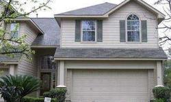 54 E Burberry Circle Conroe Three BR, Woodlands townhome