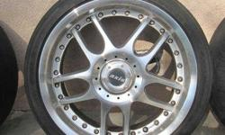 "$550 17' Axis Wheels/Tires (Acura, Honda) ""Hard to Find"" -"