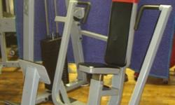 $550 Icarian Vertical Chest Press