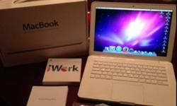 $550 Macbook ALL WHITE early 2011