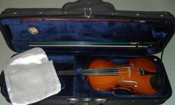 $550 OBO 2002 Yuan Qin Full Sized Violin