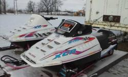 $550 Snowmobiles for Sale! (Grand Forks, ND)