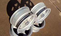$555 4 MAG WHEELS, T70R AMERICAN RACING, (15 in by 7 inch 5