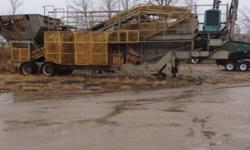 $55,000 1968 Cedar Rapids C12A Crusher