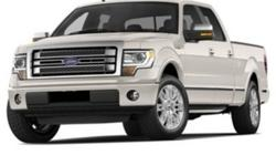$55,343 2013 Ford F-150 PLATINUM