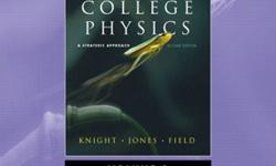 $55 College Physics: A Strategic Approach, 2nd Ed. by