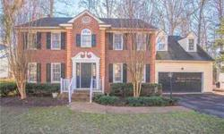5613 Silver Birch Ln Chesterfield Four BR, Welcome home to