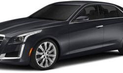 $57,075 2014 Cadillac CTS Sedan Luxury RWD