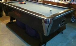 $595 OBO Irving Kaye Pool Table