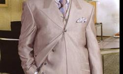 $599 1 Customized Suit and 2 Customized Shirts