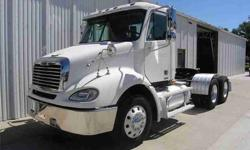 $59,500 2007 FREIGHTLINER CL11264ST-COLUMBIA 112 Tandem Axle