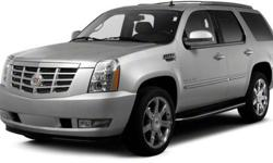 $59,990 2012 Cadillac Escalade LUXURY