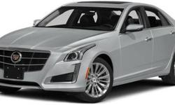 $59,995 2014 Cadillac CTS Sedan Vsport RWD