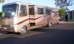 $59,999 OBO 2003 Newmar Mountain Aire- Motor Home- gas