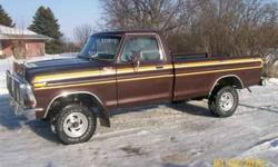 $5,000 1978 Ford F-150