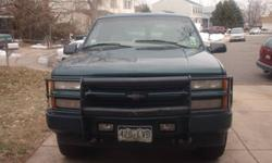 $5,000 2000 Chevy Tahoe Z71 MAKE AN OFFER!!!