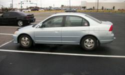 $5,000 2003 Honda Civic Hybrid