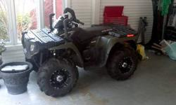 $5,000 2009 Polaris Sportsman 500 High Output 4x4