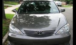 $5,000 OBO 2005 Toyota camry LE