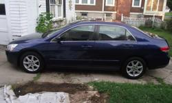 $5,350 OBO 2003 Honda Accord EX Sedan