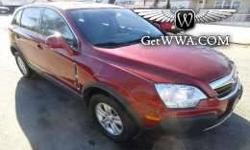 $5,400 2008 Saturn VUE $5,400, Red, 117,352 mi, 2008 Saturn