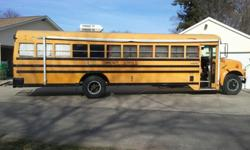$5,500 OBO Bus converted to race bus/camper