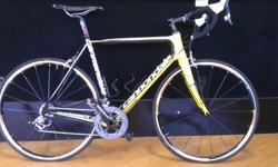$5,500 OBO Cannondale Super Six Full Carbon Roadbike (56cm)