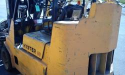 $5,500 OBO Going Out of Business: Forklift Must GO