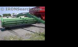 $5,750 1995 John Deere 1600A Mower Conditioner