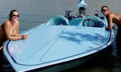 $5,750 OBO 1978 Charger Jet Boat
