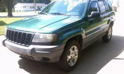 $5,800 1999 Jeep Grand Cherokee 2WD 6cyl