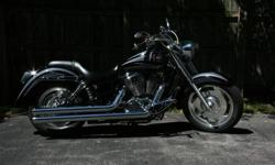 $5,800 2000 Honda Shadow Sabre 1100 Custom Modified