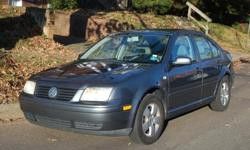 $5,800 Jetta GLS 4-Door Sedan w/ Sunroof, Leather, Heated