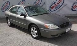 $5,995 2004 Ford Taurus SES