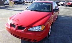 $5,995 2004 Pontiac Grand Am SE
