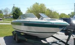 $5,995 Used 1987 Sea Ray S19 for sale.