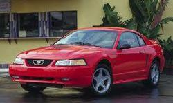 $5,995 Used 2001 Ford Mustang for sale.