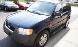 $5,995 Used 2004 Ford Escape XLT 4x4 SUV, 148,742 miles