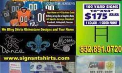 $5 Custom T-Shirts - Signs - [url removed] - Screen Printing