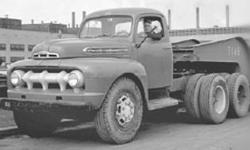 $5 Fifty Years of Trucking From Flathead Ford To Long Nose