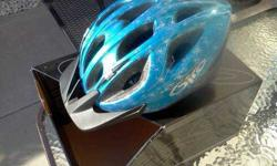 $5 Giro Road/Mountain bike helmet for women/kids good