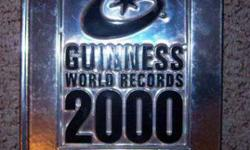 $5 Guinness World Records 2000 - Millennium Edition (South