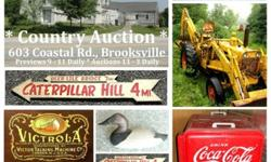 $5 OBO Condon Homestead 2-Day Country Auction