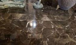 5 Pcs Marble top Dining Table Brand New $529