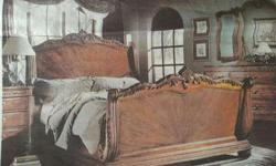 5 pieces King size Bed room sets for sale. excellent