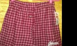 $5 red oak sportswear for ladies SIZE: M